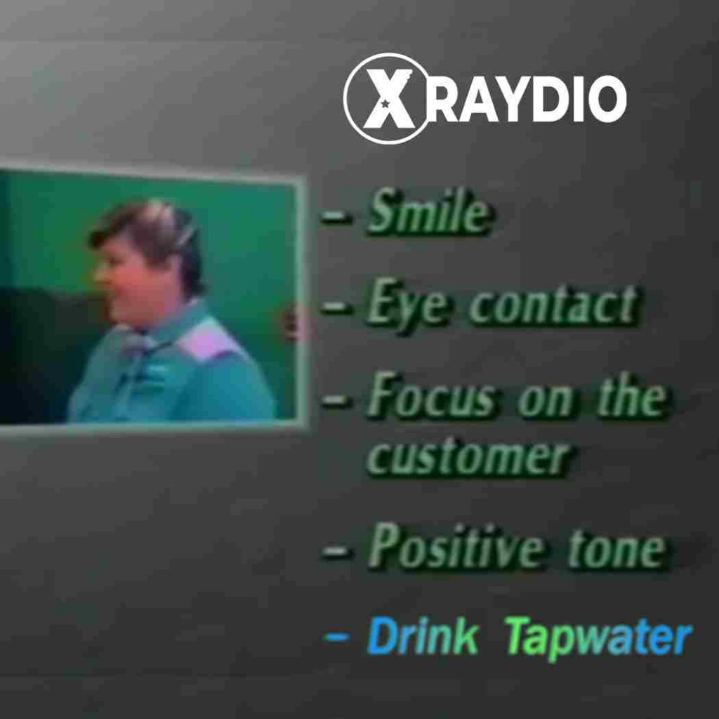 TApWATER For XRaydio #048 s