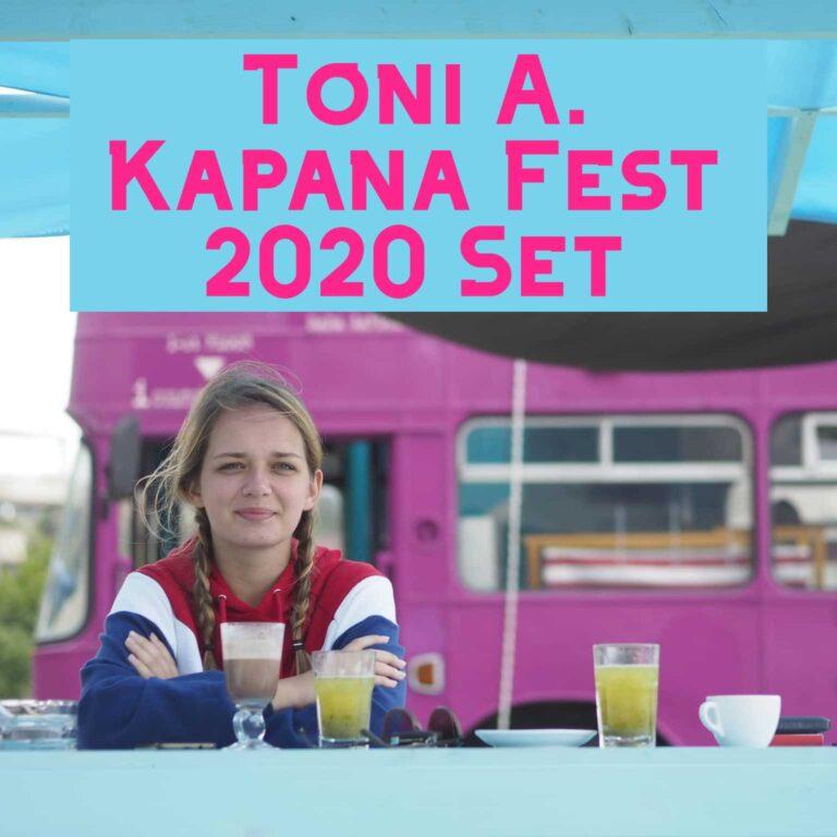 Toni A. #7