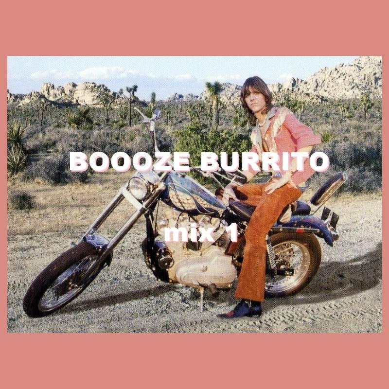 Booze Burrito - mix 1