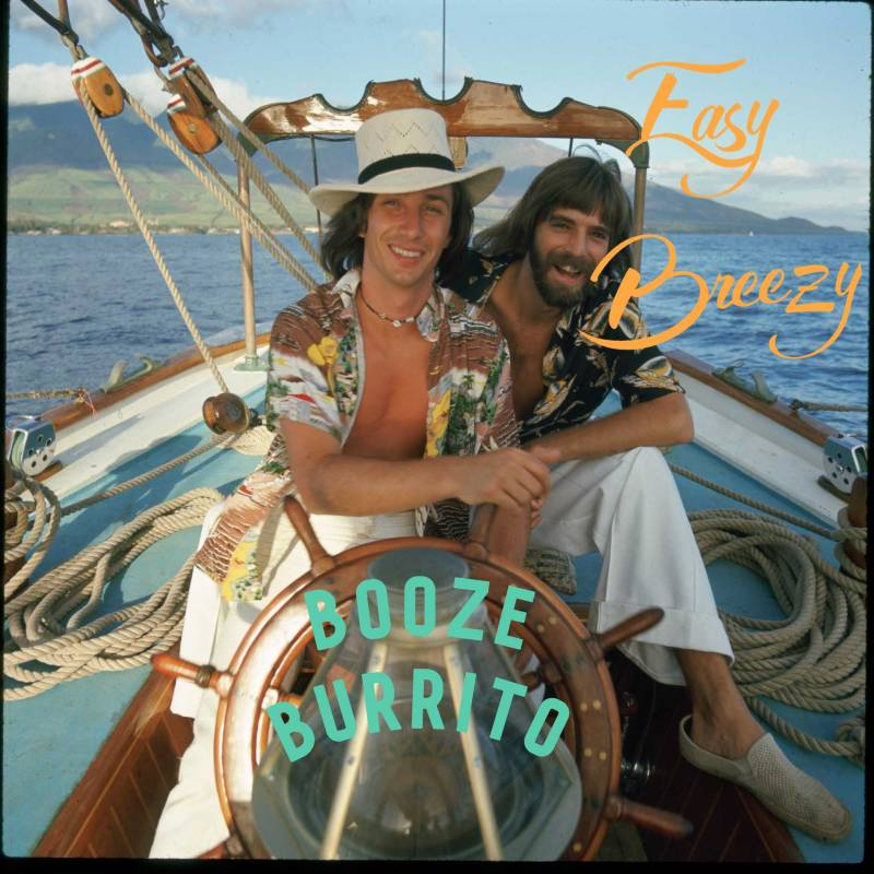 BOOZE BURRITO - mix 5 Easy Breezy