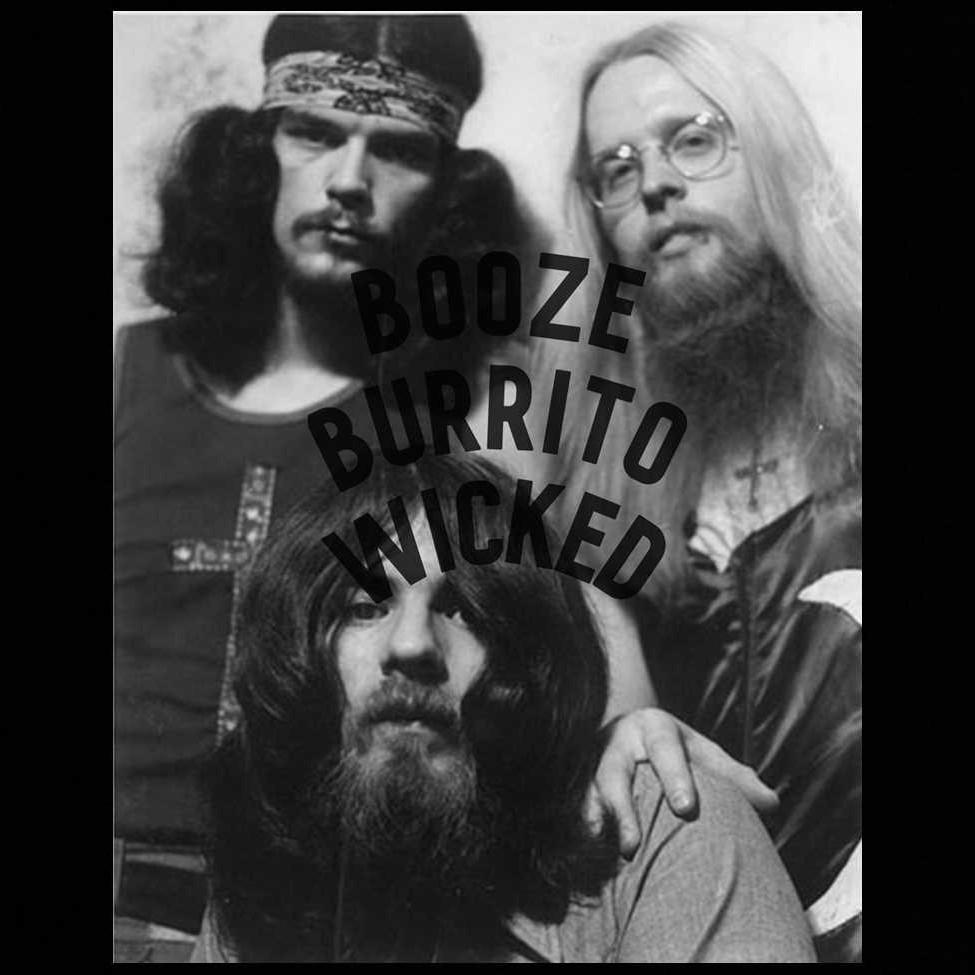 Booze Burrito - Mix 6