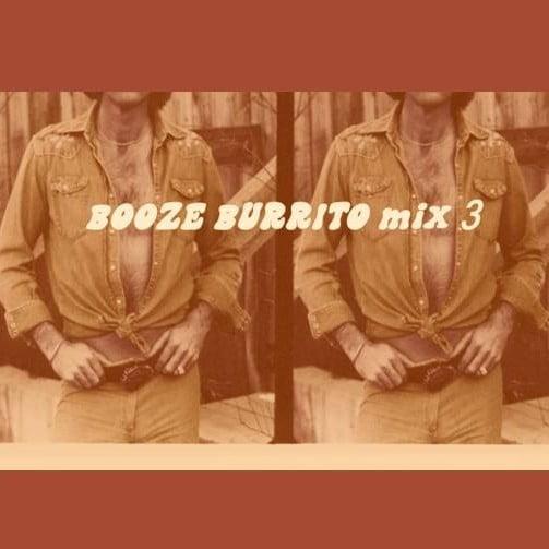 Booze Burrito - Mix 3