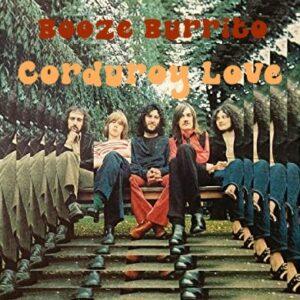 Booze Burrito - Corduroy Love