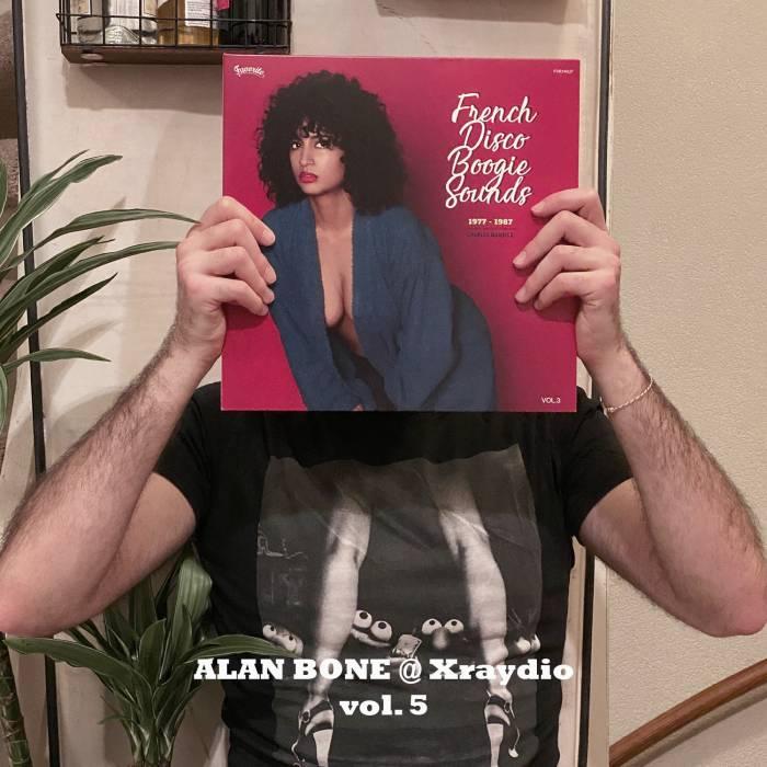 Alan Bone – 5
