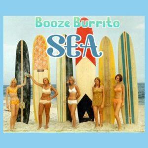 Booze Burrito - Sea