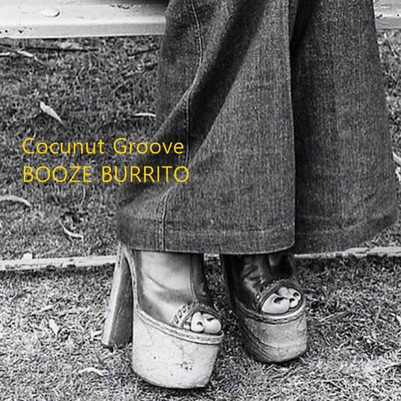 Booze Burrito - Cocunut Groove
